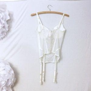 Victoria's Secret Intimates & Sleepwear - New VICTORIA'S SECRET corset bustier 36 C NWT